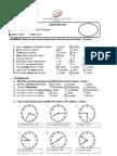 Quicktest 03- Simple Present