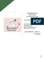 Proyecto Emprendedor, Go marry!
