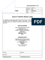 ASME MANUAL With Exhibit 03.07