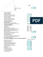 CASO PRACTICO 1 Proyecciones Financieras