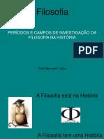 Períodos e Campos Da Filosofia - Abimael