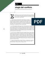 Cronología de Conflicto - Perú Enero-Agosto 2000- Extracto de OSAL Nro1-Nro2