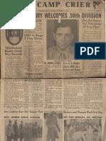 Camp Atterbury - 11/19/1943