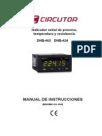 Amperimetro Digital M045B01-01