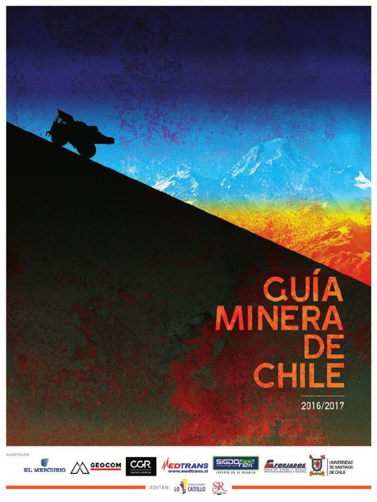 Guia Minera de Chile_2017
