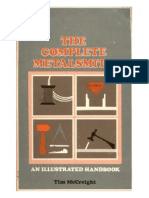 The Complete Metal Smith - An Illustrated Handbook; Tim McCreight