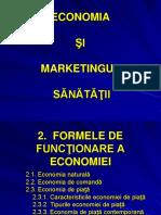Economie Si Marketing