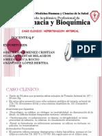 Caso Clinico Hipertension