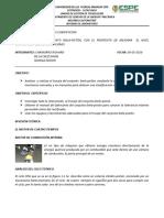 Informe Conjunto Biela-pistón