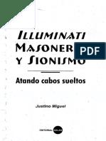 Illuminati Masoneria y Sionismo