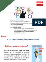 Semana 11_Proceso Emprendedor y Empresas Fam.