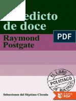 Veredicto de Doce - Raymond William Postgate