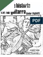 Origen e Historia de la guitarra. VIGLIETTI.