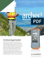 Archer 2 Brochure