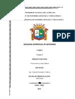 Geologia Superficial de Antoniane