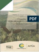 Divisoria Valle Aburra Rio Cauca