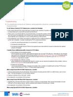 W-PCR FAQ Troubleshooting Guide