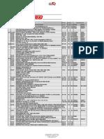 Catalogo Filtrex