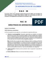 RAC  39 - Directrices de Aeronavegabilidad.pdf