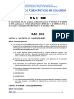 RAC  200 - Facilitación del Transporte Aéreo.pdf