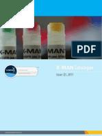 X MAN Catalogue Q1, 2011