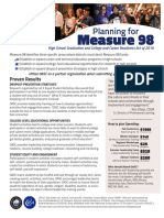 Measure 98 + OASC