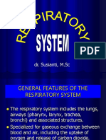 [HISTOLOGI] SISTEM RESPIRASI - DR. SUSIANTI.ppt