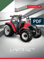 Lindner Lintrac Prospekt ENG
