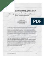 a vertigem da descontinuidade foucault.pdf
