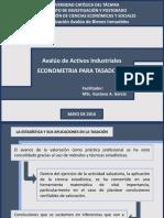 AVAL ACTIVOS INDUST UCAT - SESION 04 (ECONOMETRIA PARA TASADORES).pdf