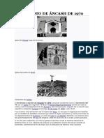 Terremoto de Áncash de 1970
