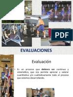Kinesiterapia Deportiva 2017 EVALUACIONES