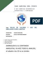 Bolsa de Valores LIBERTEX (2)