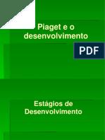 3223 Piaget e o Desenvolvimento