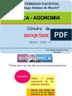 Bioquimica Agro - 2016-i
