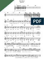 Sirviñaco-partitura