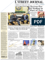 Wallstreetjournalasia 20170621 the Wall Street Journal Asia