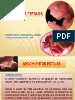 6 Movimientos Fetales