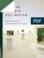 Paul Virilio El Arte Del Motor