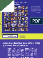 Libro - Inclusión educativa para niños, niñas y jovenes hospitalizados.pdf