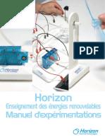 HORIZON Manuel Experimentations