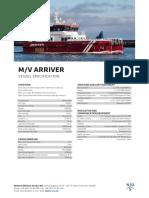 MV Arriver