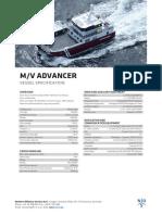MV Advancer