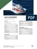MV Achiever