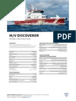 MV Discoverer