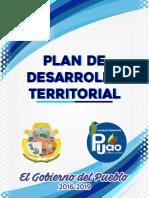 PDM Pijao 2016-2019