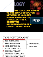 Topology Theory