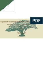 Especies Forestales de Uso Tradicional Del Estado de Veracruz