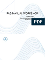 Pags Workshop 2007