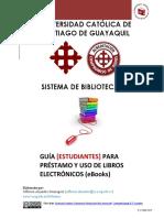 eBooks Prestamo Ucsg Est